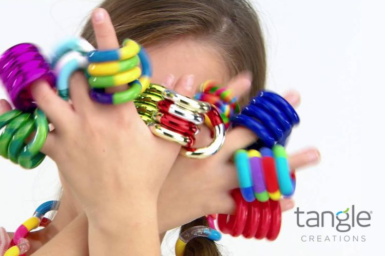 tangle toy promotional