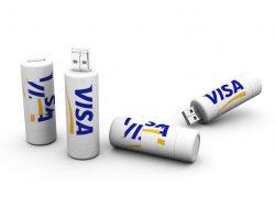 Puzzle-lock USB