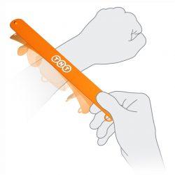 Sillycone bracelet USB