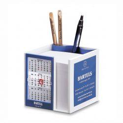 paper cube calendar